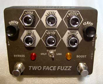 Schumann TWO FACE FUZZ